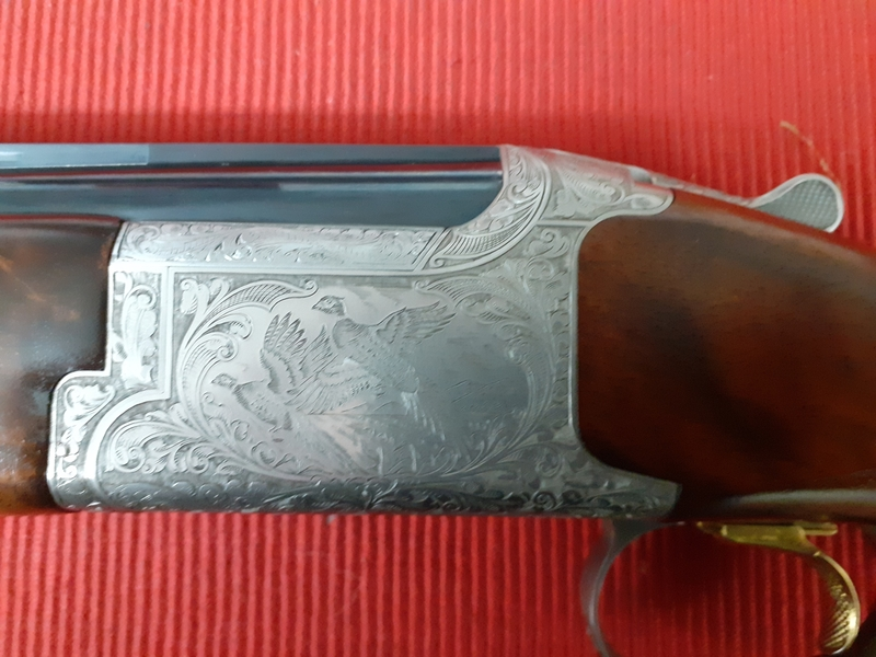 Browning BROWNING 325 GRADE 5 OVER UNDER 12G SHOTGUN 12 Bore/gauge  Over and under