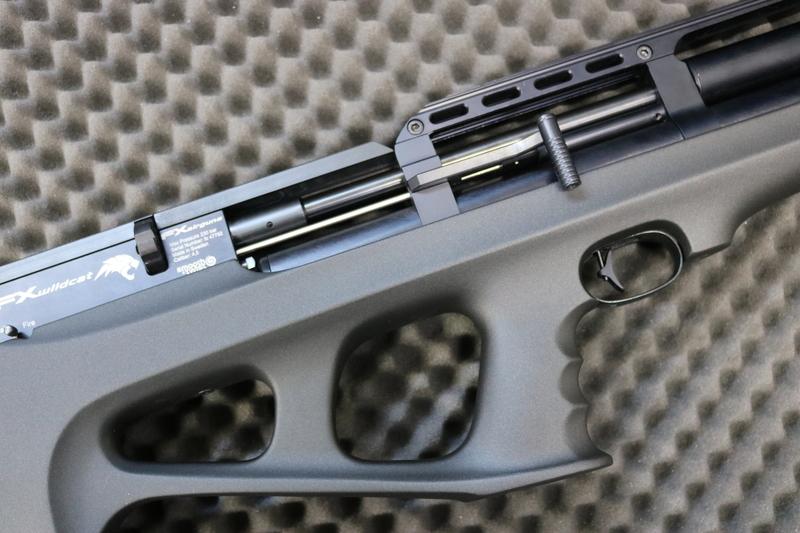 FX Airguns wildcat   Air Rifles