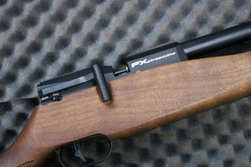 FX Airguns STREAMLINE .177  Air Rifles