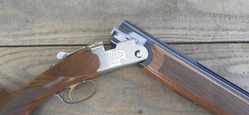 Beretta 686 Evo 12 Bore/gauge  Over and under
