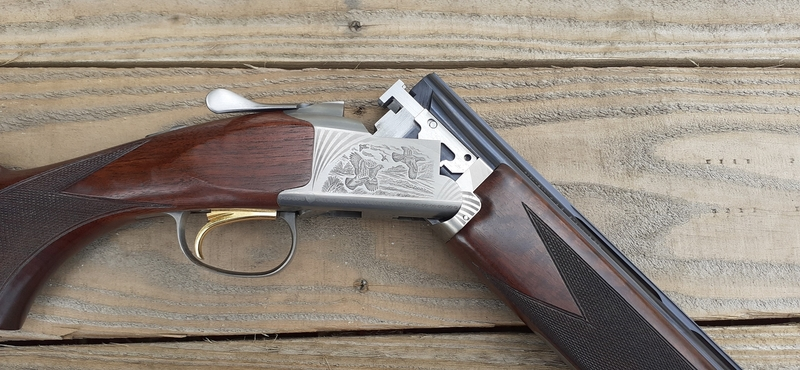 Browning B725 Hunter 20 Bore/gauge  Over and under