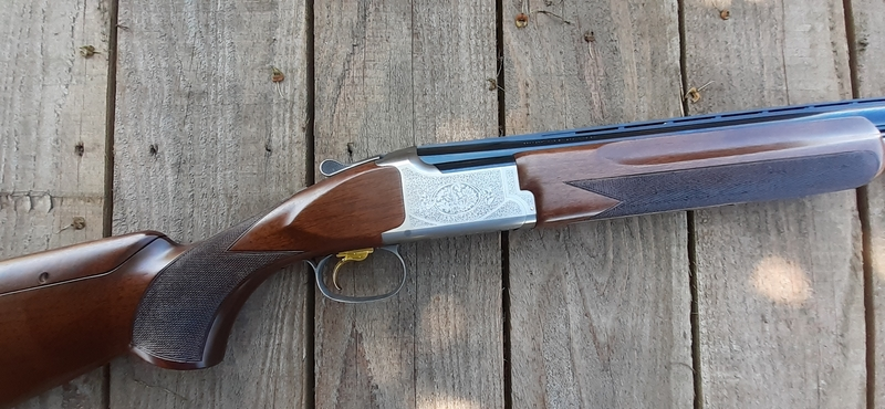 Browning B525 ADJ STK 12 Bore/gauge  Over and under