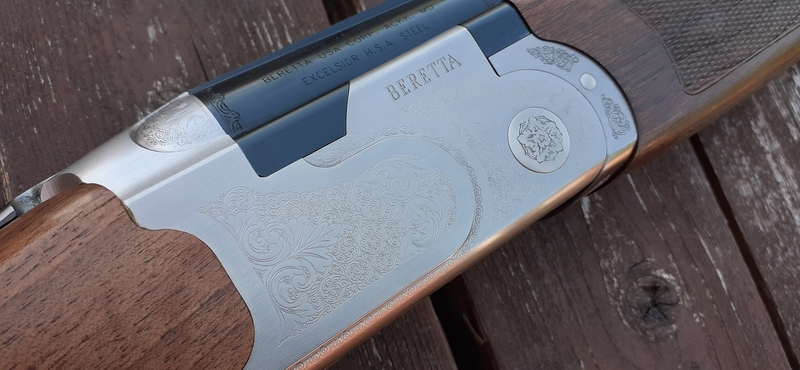 Beretta Silver Pigeon Sporter 12 Bore/gauge  Over and under