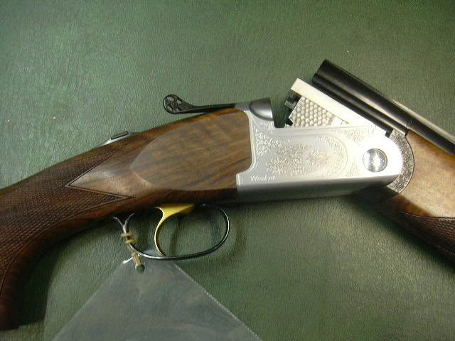 Cogswell & Harrison Windsor 12 Bore/gauge  Over and under