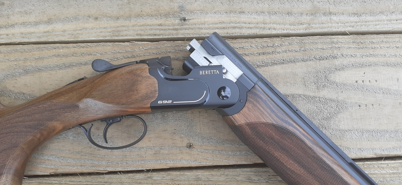 Beretta 692 Black Edition 12 Bore/gauge  Over and under