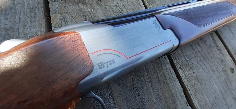 Browning B725 Sporter II 12 Bore/gauge  Over and under