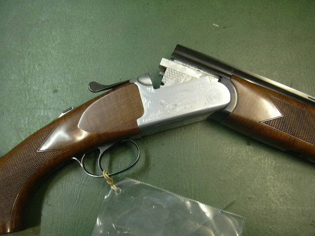 Lincoln PREMIER 12 Bore/gauge  Over and under