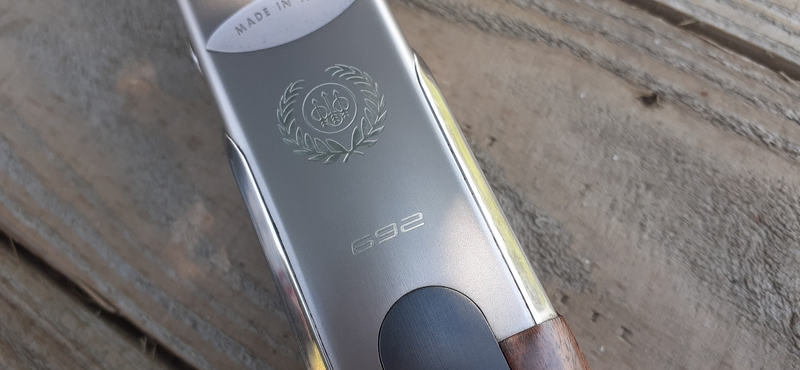 Beretta 692 Sporting 12 Bore/gauge  Over and under