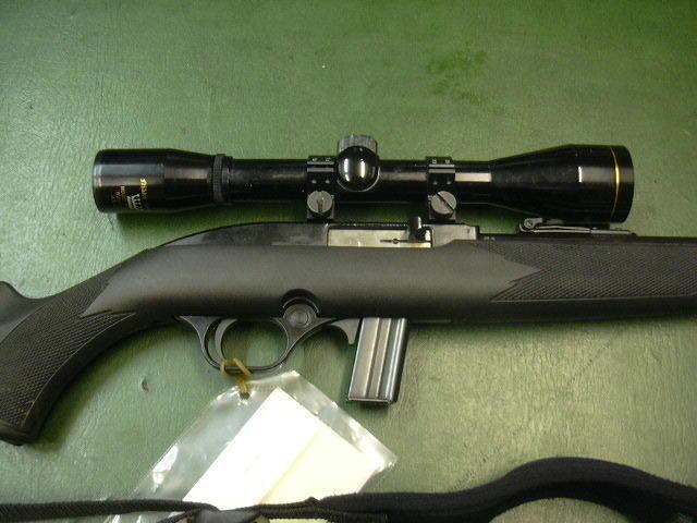 Magtech  - CBC Magtech 7022 Semi-Auto .22  Rifles