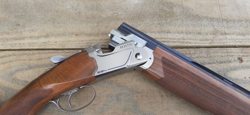 Beretta 694 Sport 12 Bore/gauge  Over and under