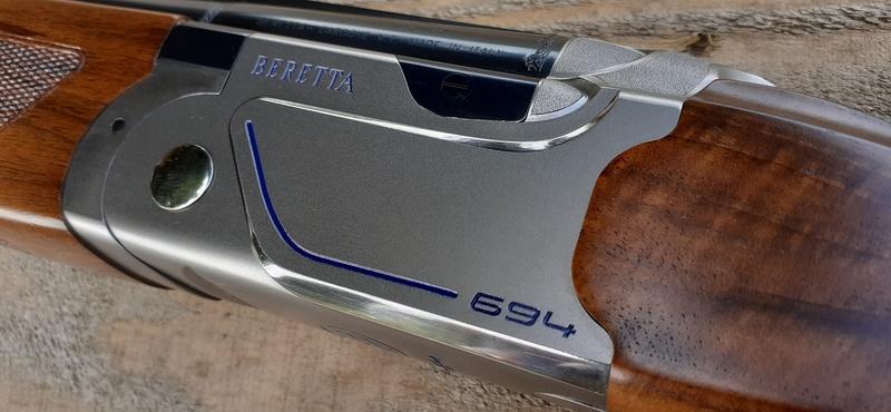 Beretta 694 Sport 12 Bore/gauge  Over and under