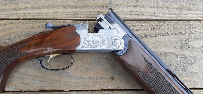 Beretta 687 Sporter 12 Bore/gauge  Over and under