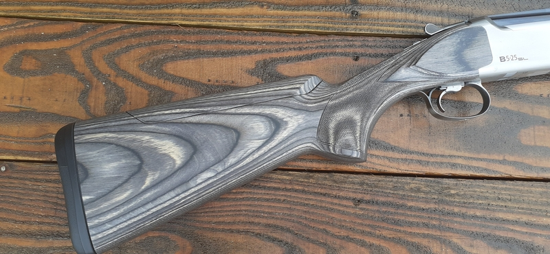 Browning B525 SL Laminate Sporter 12 Bore/gauge  Over and under