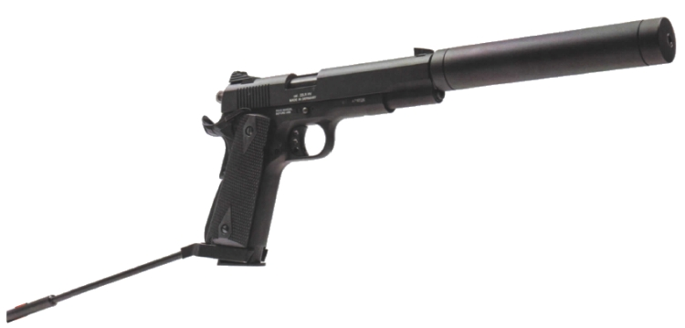 GSG - German Sport Guns GmbH 1911 .22  Semi Auto