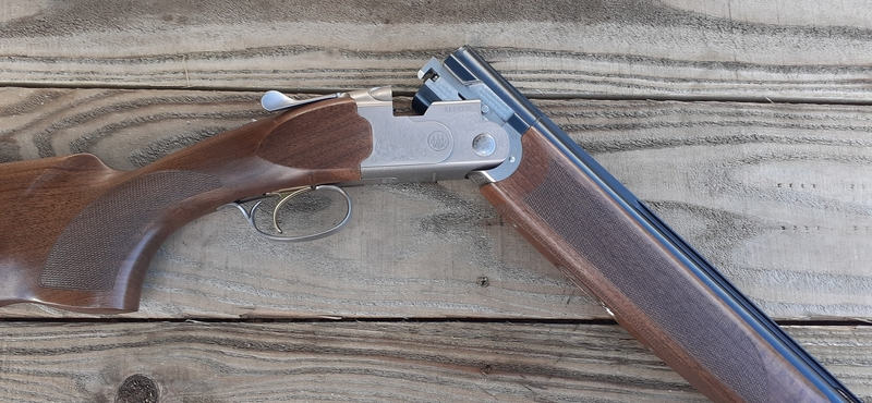 Beretta Silver Pigeon 1 12 Bore/gauge  Over and under