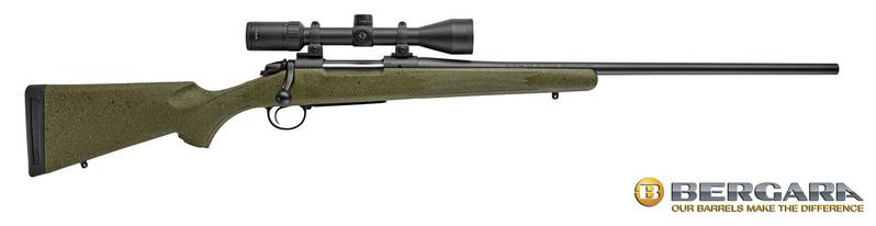 bergara b14 hunter Bolt Action .308  Rifles