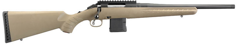 Ruger American Ranch Bolt Action .300 AAC Blackout  Rifles