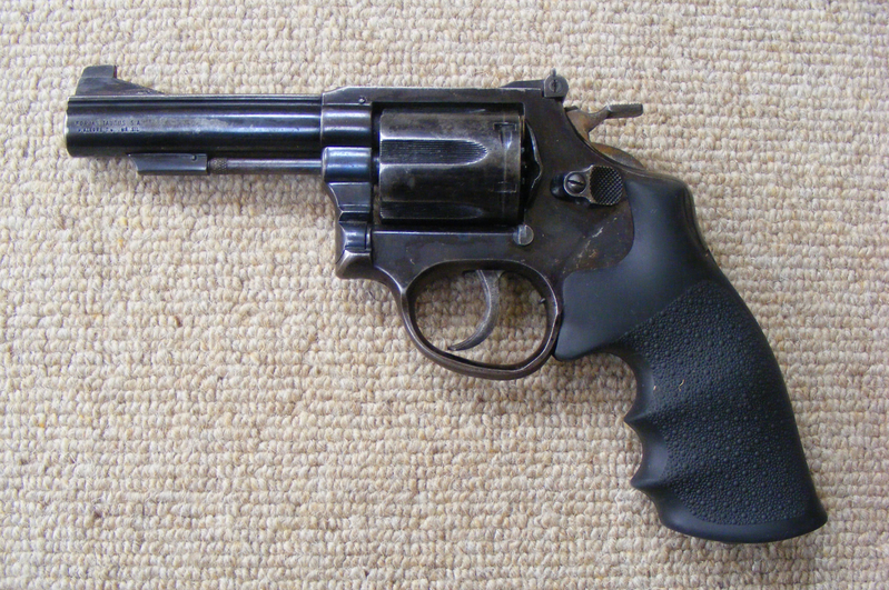 Taurus 2 Shot Revolver / Humane Killer .38 Humane Killers