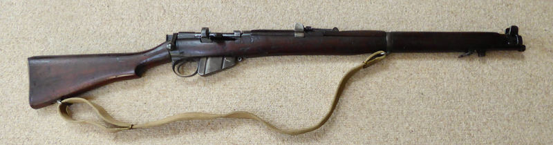 Lee Enfield SMLE Mk 111 Bolt Action .303  Rifles