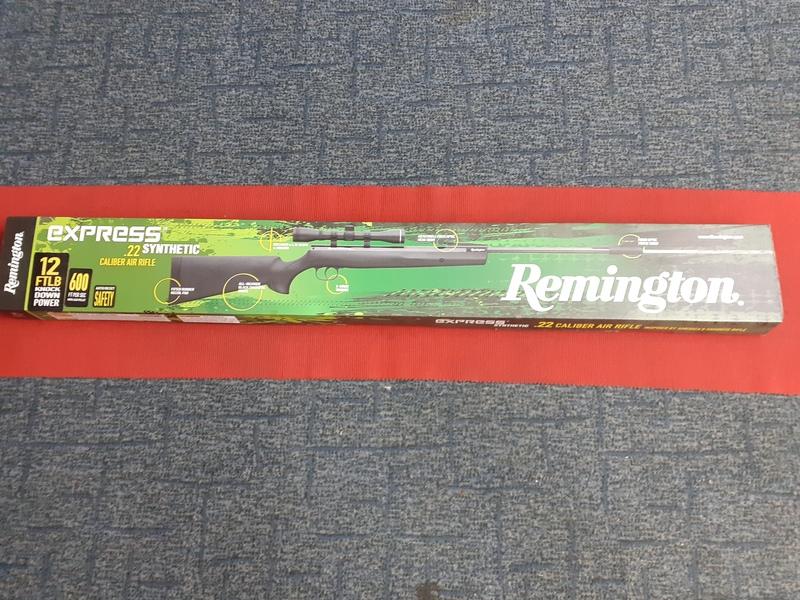 Remington EXPRESS SYNTHETIC    Air Rifles