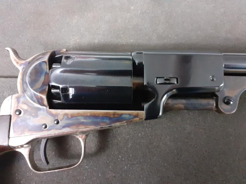 Colt DRAGOON SIGNATURE SERIES  .44 Muzzleloader
