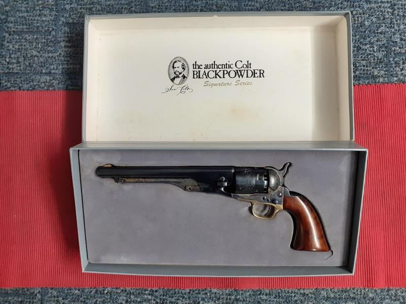 Colt 1860 ARMY SIGNATURE SERIES  .44 Muzzleloader