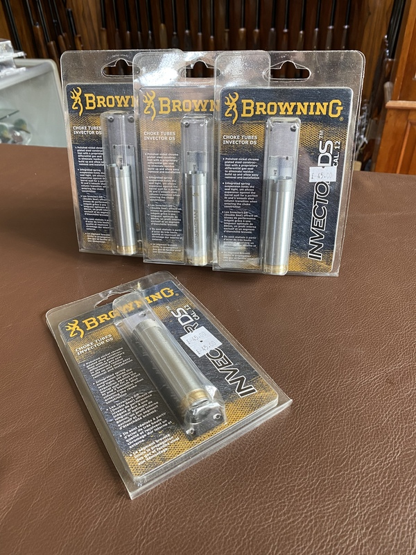 Browning Invector DS flush