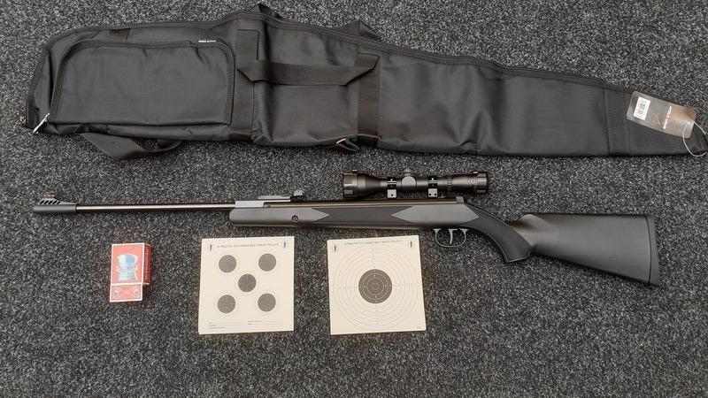 Xisico XS25S .22  Air Rifles