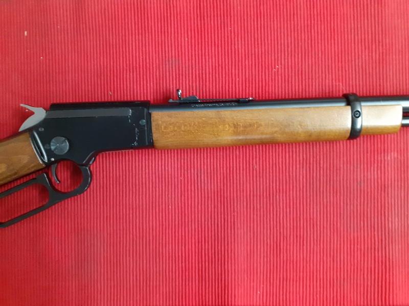CHIAPPA LA322 TAKE DOWN STANDARD Lever action .22  Rifles