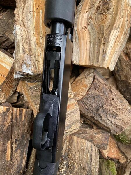 Mossberg 590 Persuader  12 Bore/gauge  Pump Action
