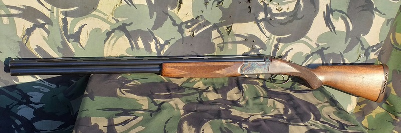 Webley / Webley & Scott Over and under Beretta  12 Bore/gauge  Over and under