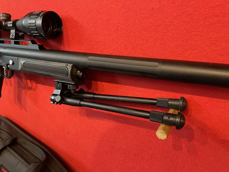 Logun S-16 .22  Air Rifles