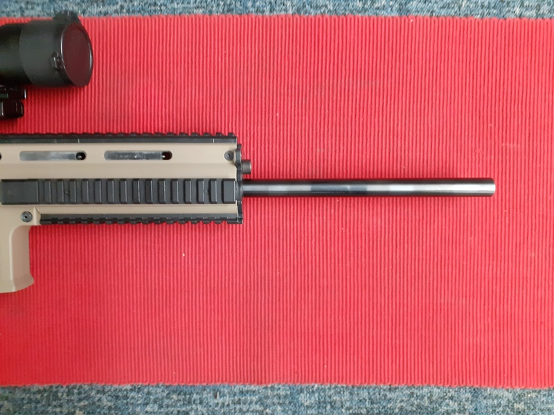 Anschutz MSR RX22 Semi-Auto .22  Rifles
