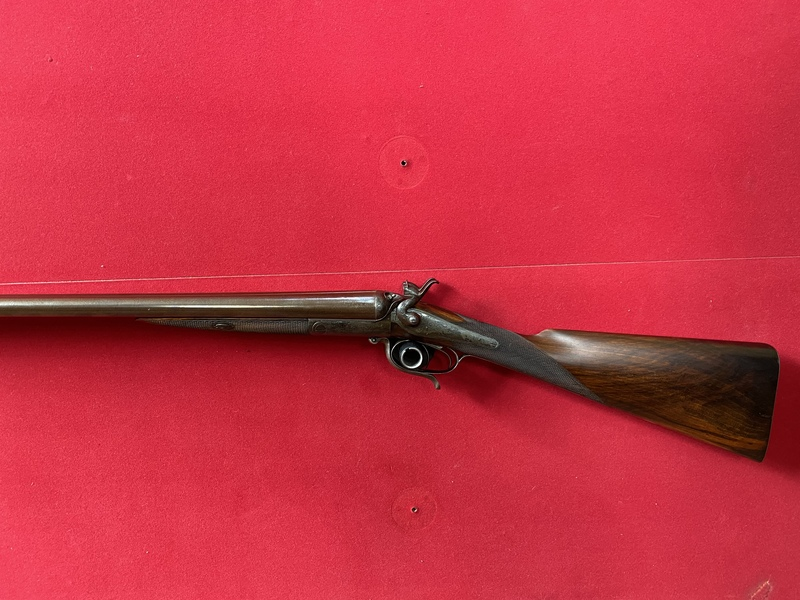 Adams & Co  12 Bore/gauge  Side By Side