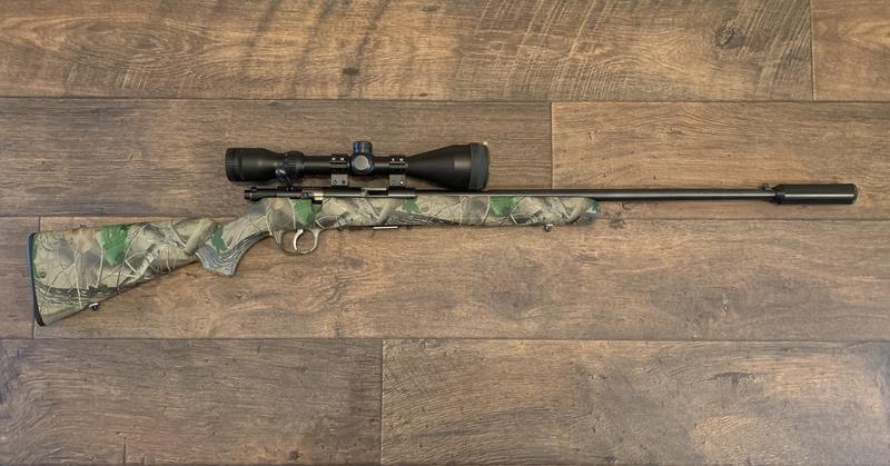 savage Mk2  Bolt Action .22  Rifles
