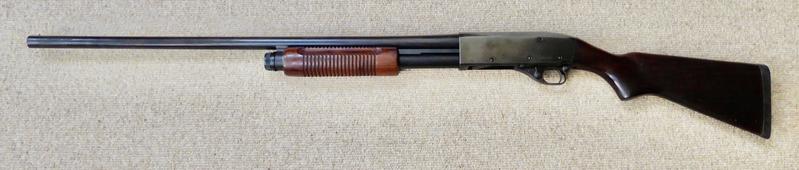 CBC Model 586  12 Bore/gauge  Pump Action