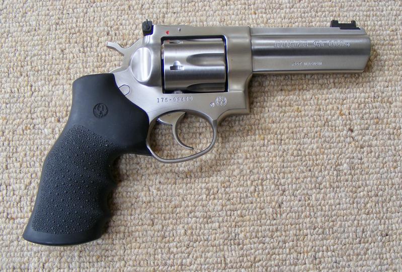 Ruger GP100 .357 Humane Killers