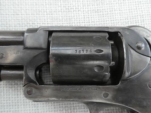 American Starr Revolver .44  44 Muzzleloader