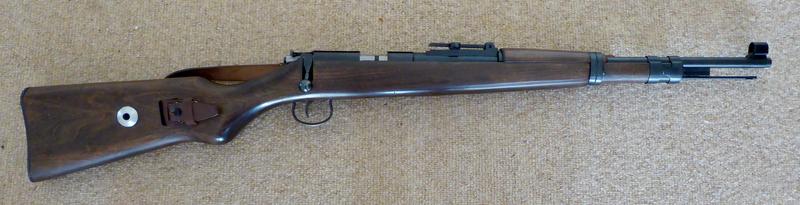 Norinco JW25A (Copy K98)  Bolt Action .22  Rifles