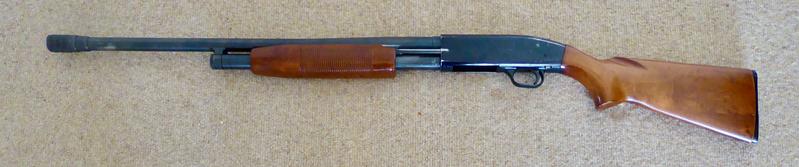 Mossberg 500AT 12 Bore/gauge  Pump Action