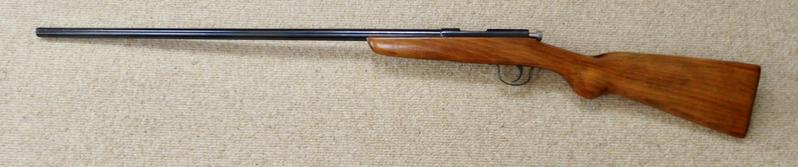 Anschutz 9mm Shotgun   Single Barrel