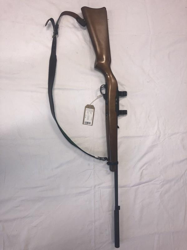 Ruger 1022 Semi-Auto .22  Rifles