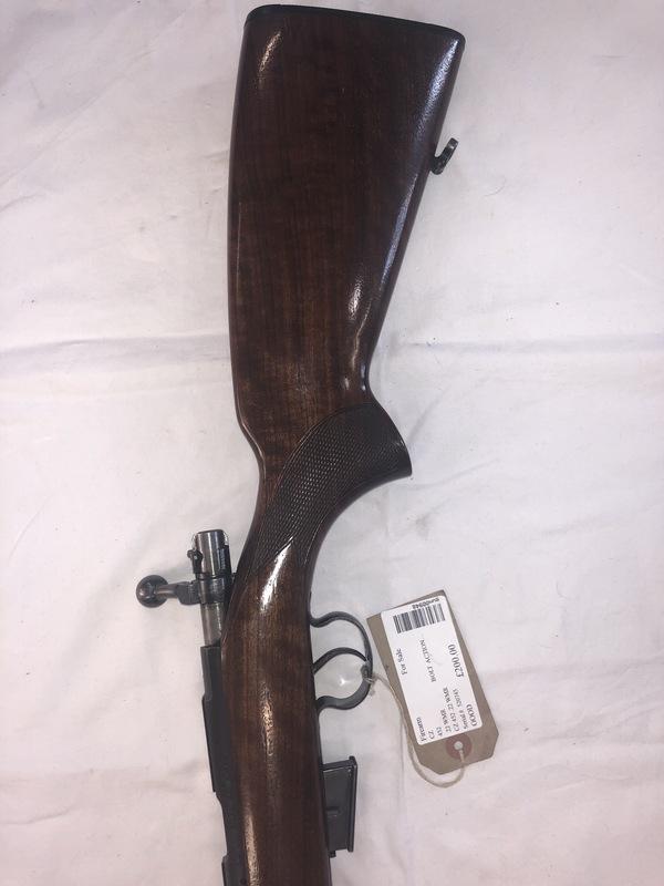 CZ  - Ceska Zbrojovka 452 Bolt Action .22WMR  Rifles