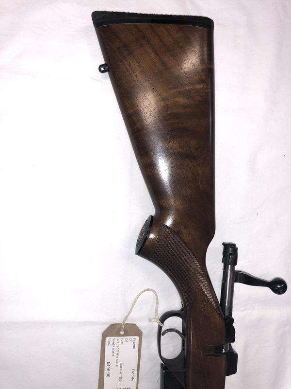 CZ  - Ceska Zbrojovka 527 Bolt Action .223  Rifles