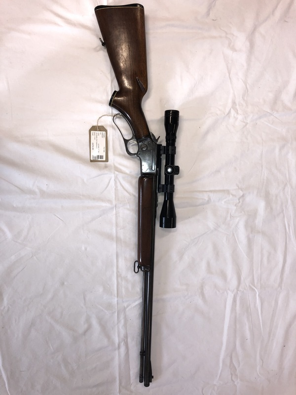 Marlin 39A Lever action .22  Rifles