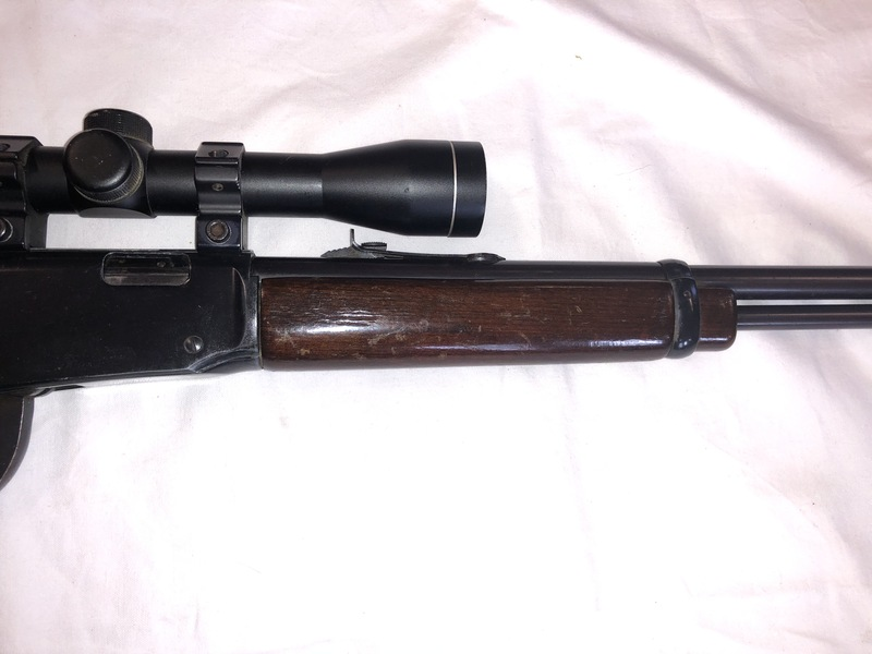 Erma - Erfurter Maschinen-U Werkzeugfabrik WAGONMASTER Lever action .22  Rifles