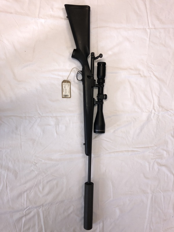 Remington 700 ADL Bolt Action 22-250  Rifles
