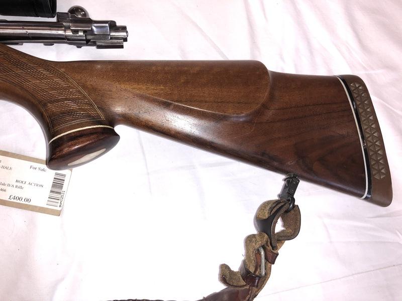Parker Hale SAFARI Bolt Action .243  Rifles