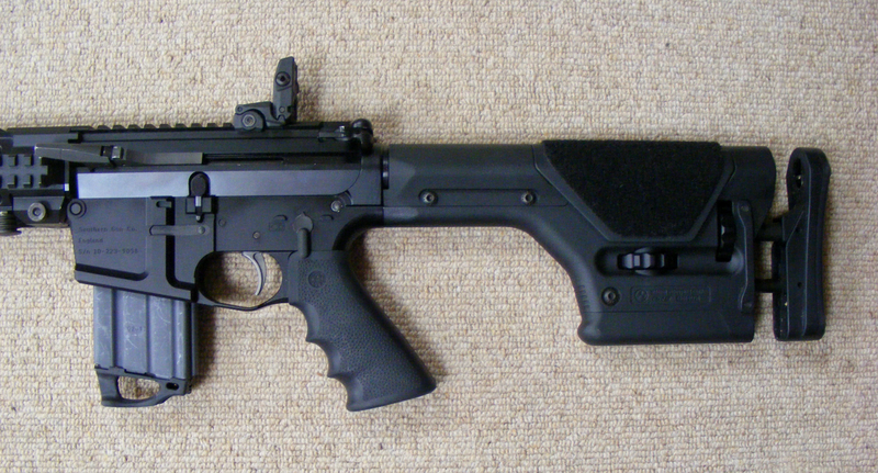 Southern Gun Co Speedmaster Straight Pull .223  Rifles