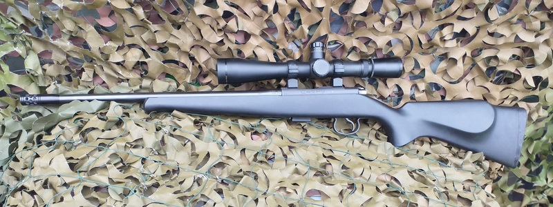 CZ 452 synthetic  Bolt Action .22  Rifles